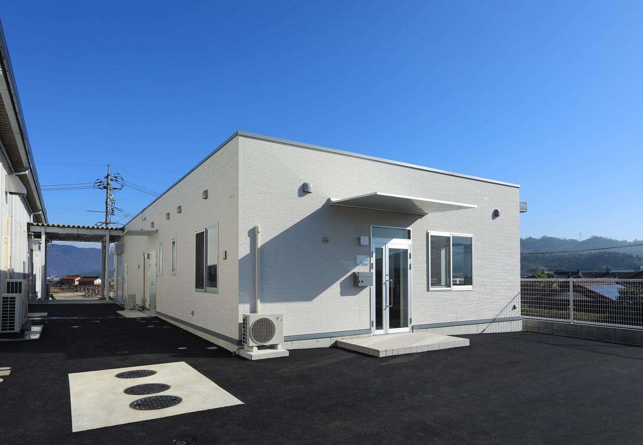 写真:株式会社EKS事務所増築工事