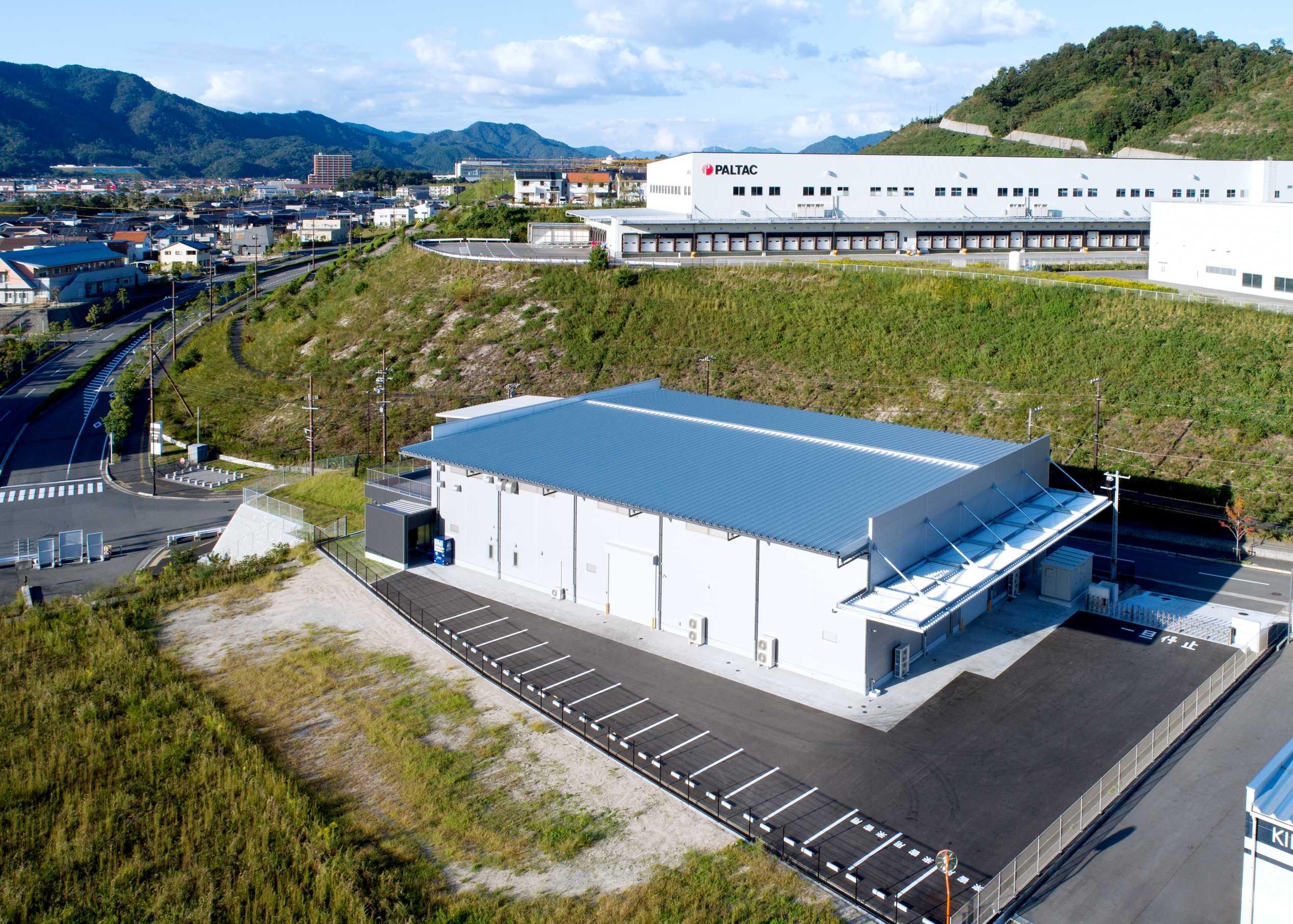 写真:株式会社エムテック西部丘陵工場