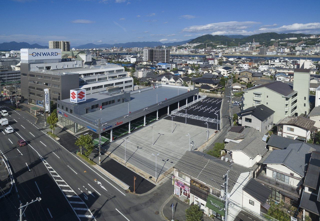 写真:株式会社スズキ自販広島南観音店