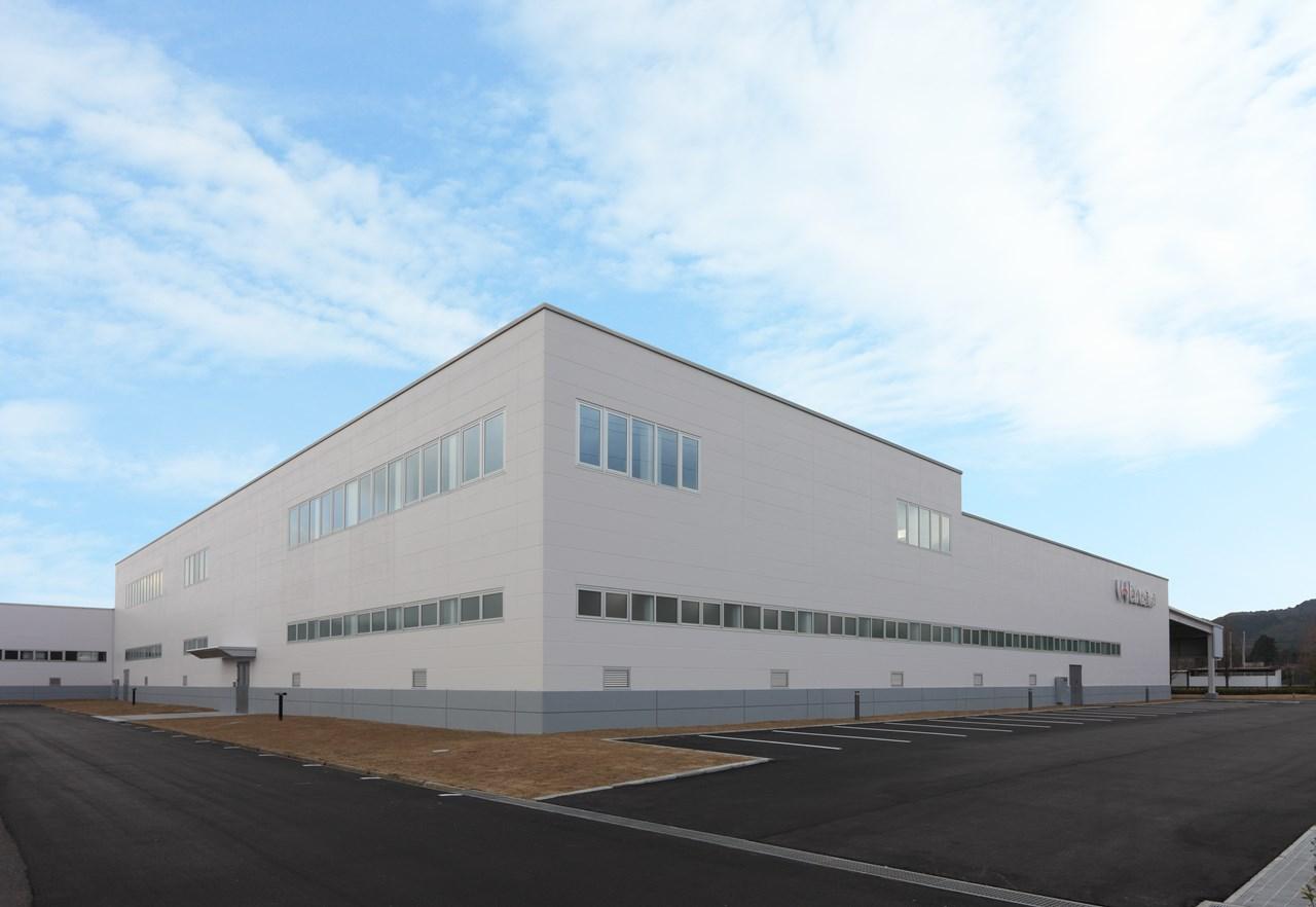 写真:ベバストジャパン株式会社工場