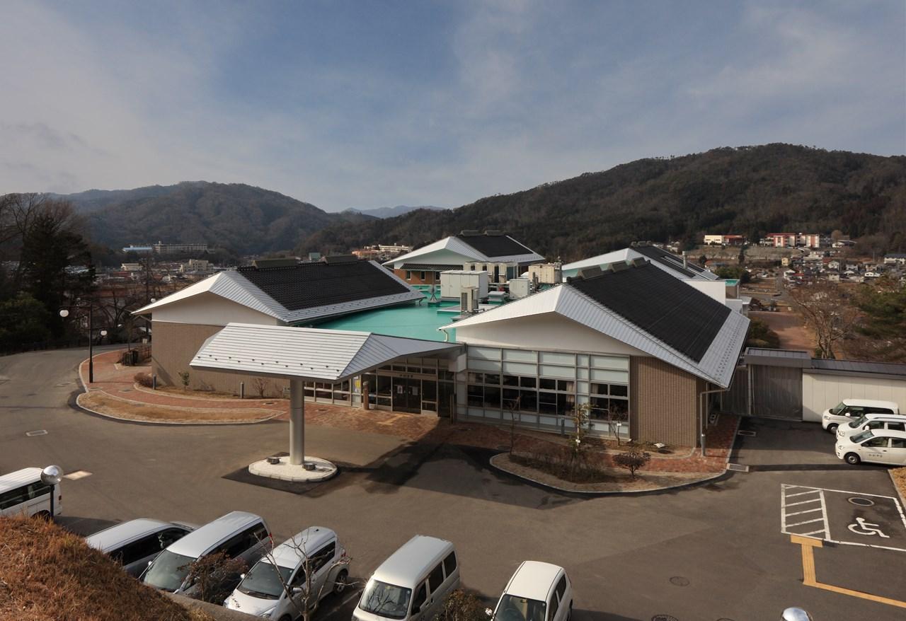 写真:向原総合福祉センターかがやき