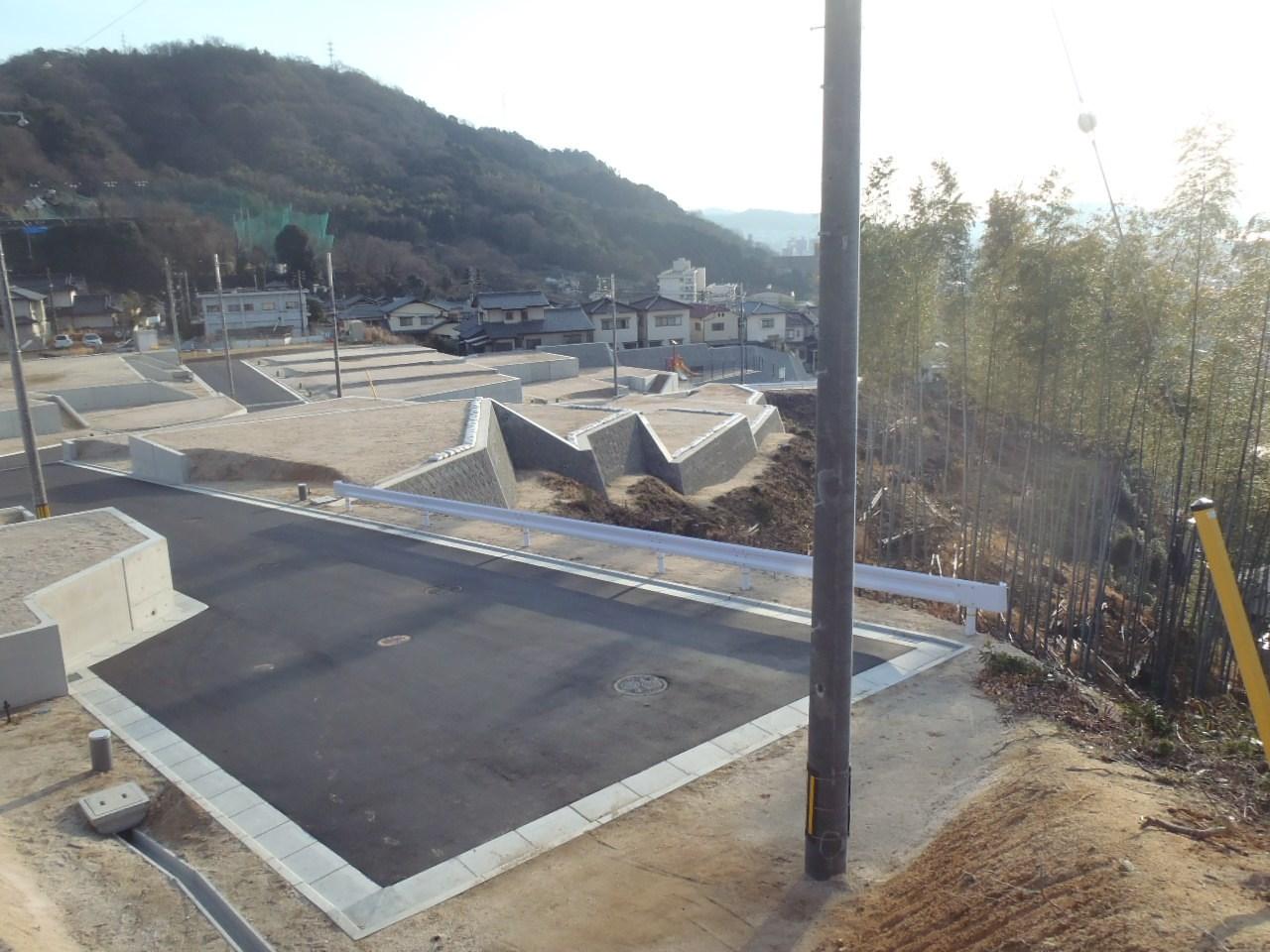 写真:海田あさひが丘団地