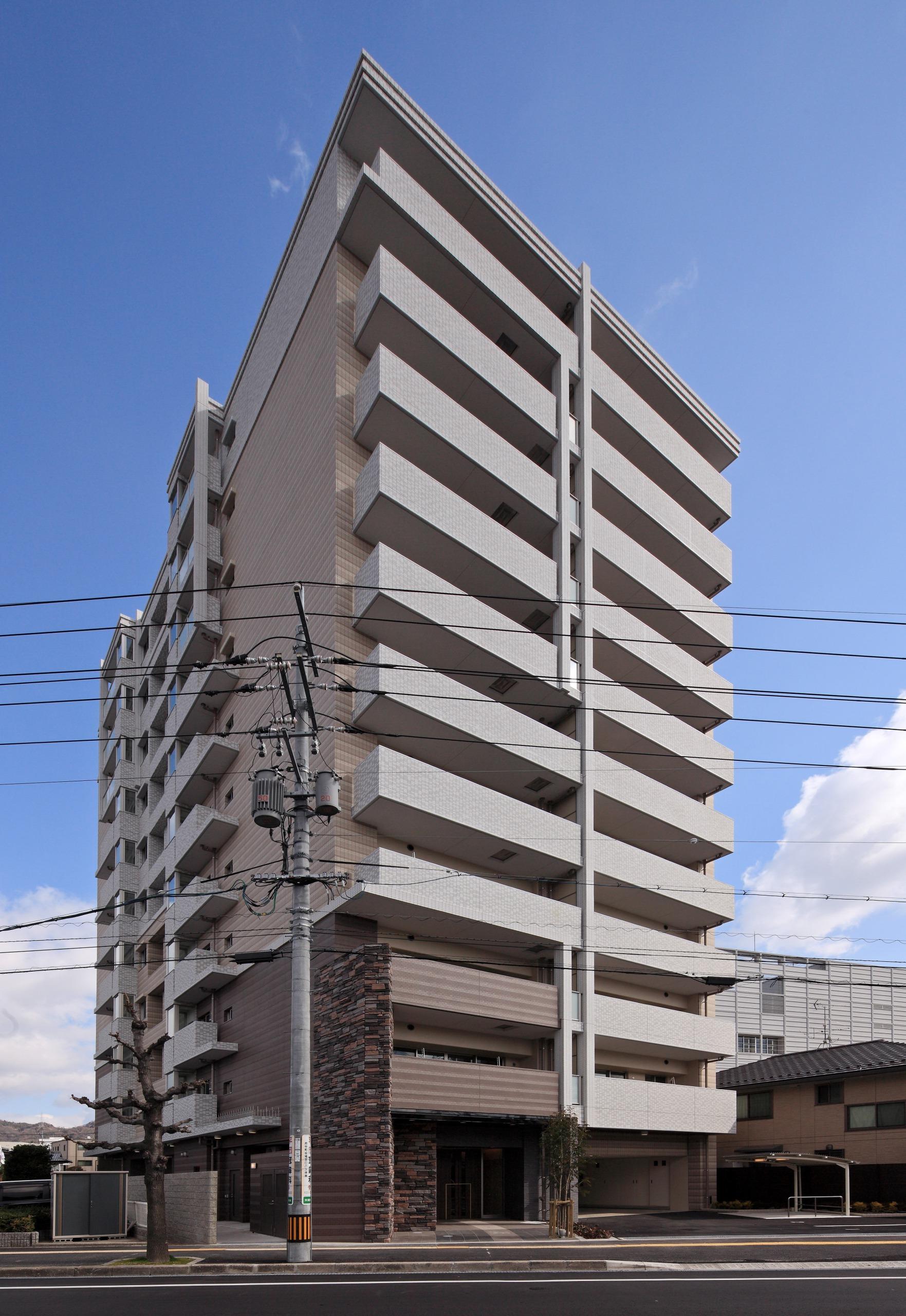 写真:クレアホームズ府中浜田本町