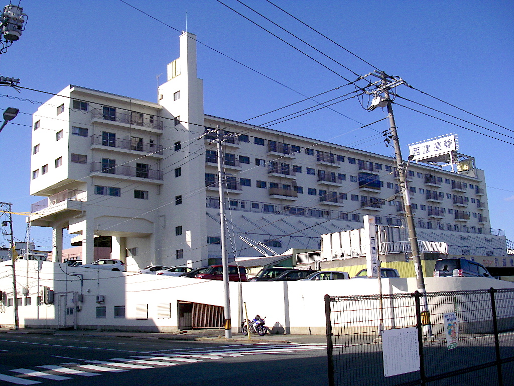 写真:西濃運輸株式会社広島支店