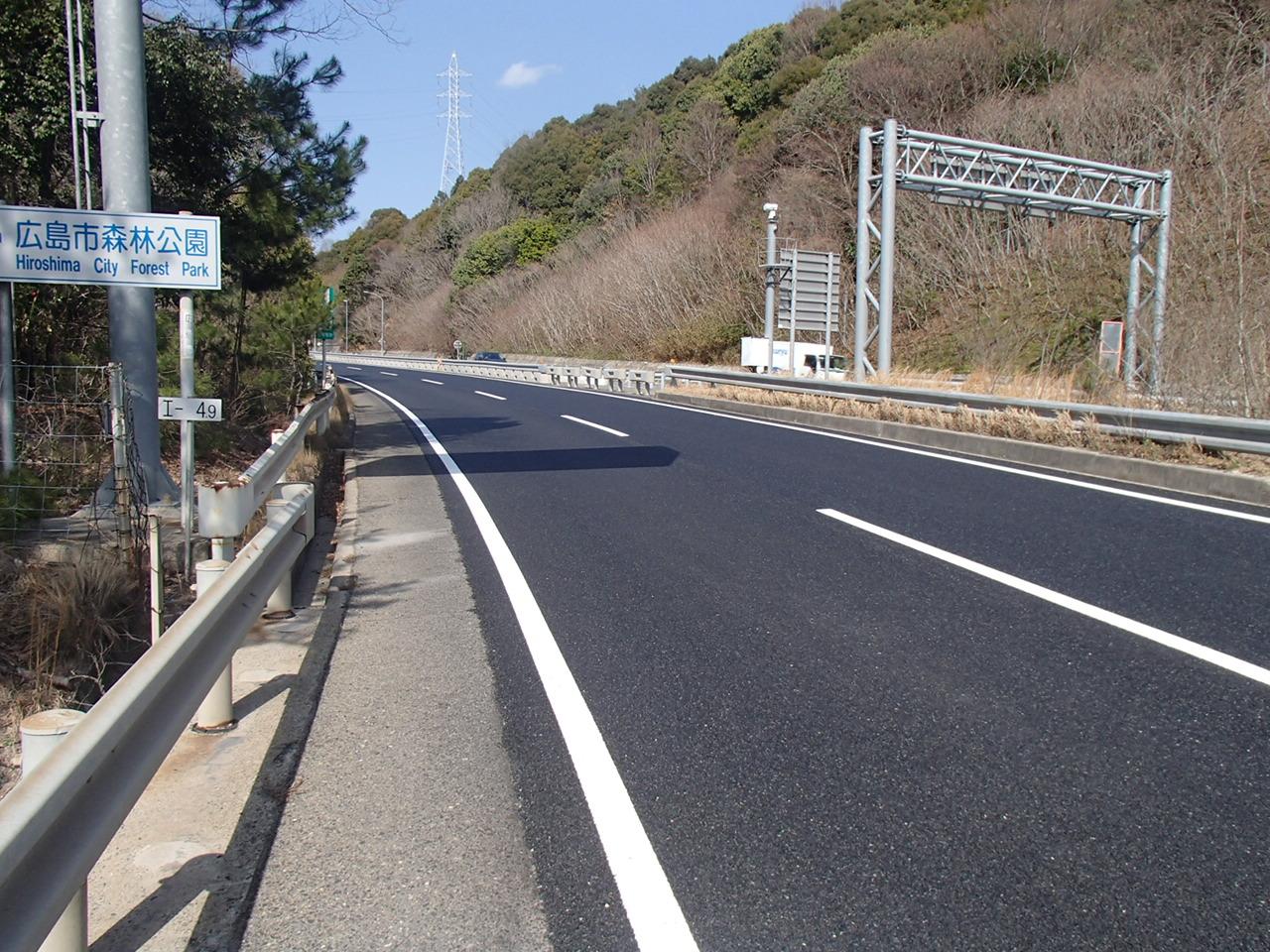 写真:令和2年度 高速1号線舗装修繕工事
